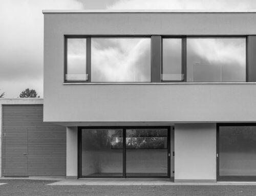 Neubau EFH Rinderweidstrasse