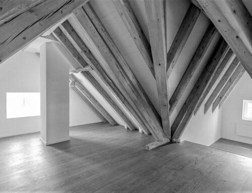 Umbau Dachgeschosswohnung in Romanshorn